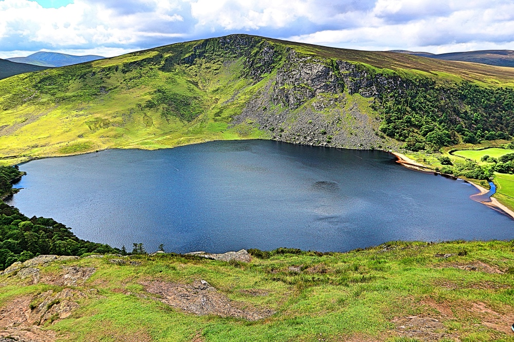 Wicklow in Irland