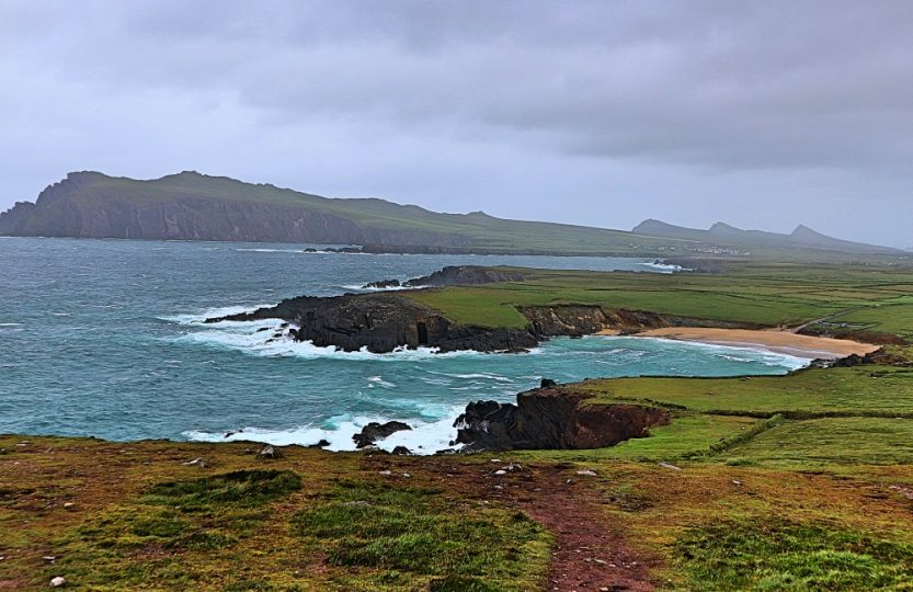 Dingle Halbinsel in Irland