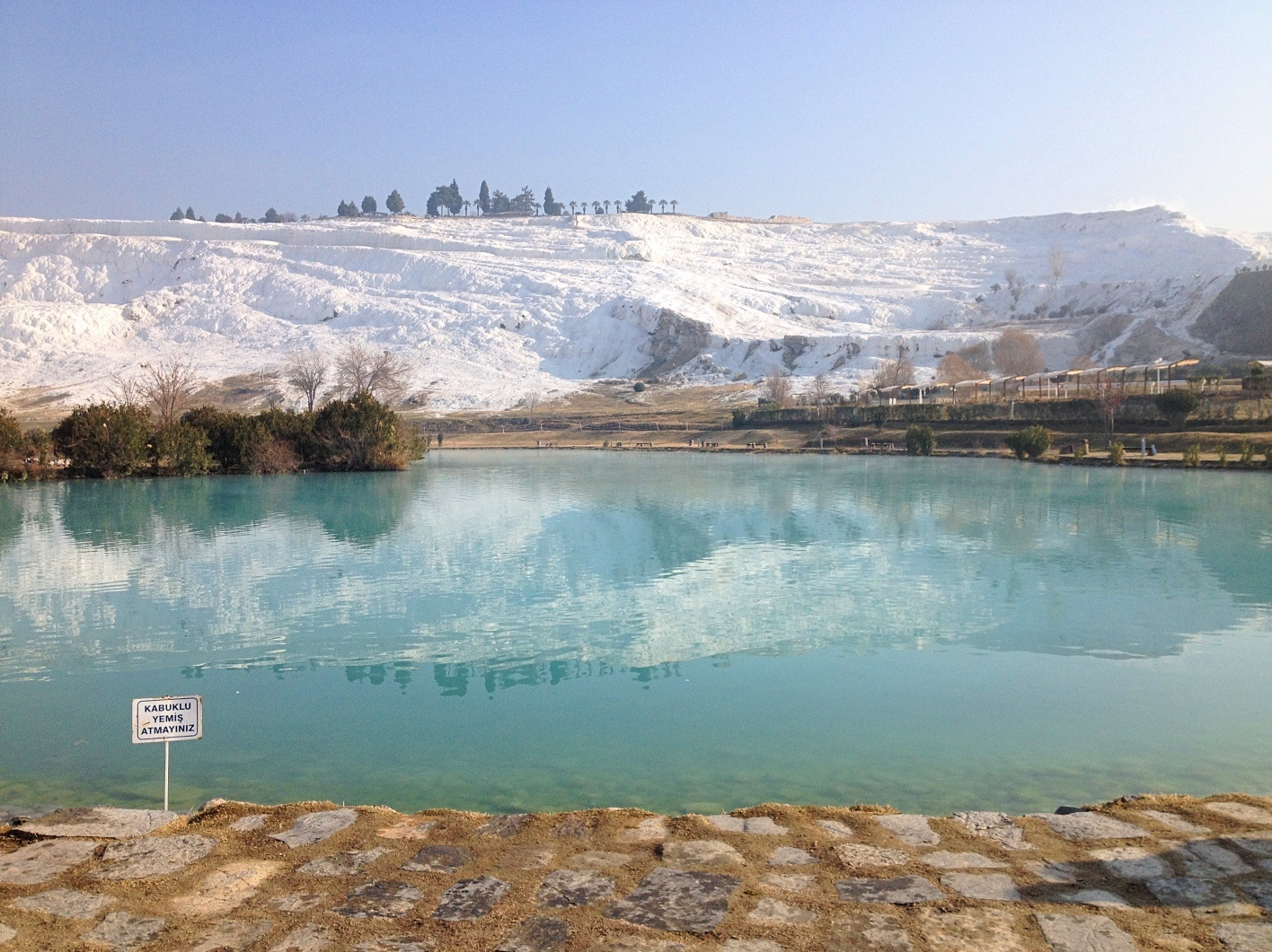 See in Pamukkale