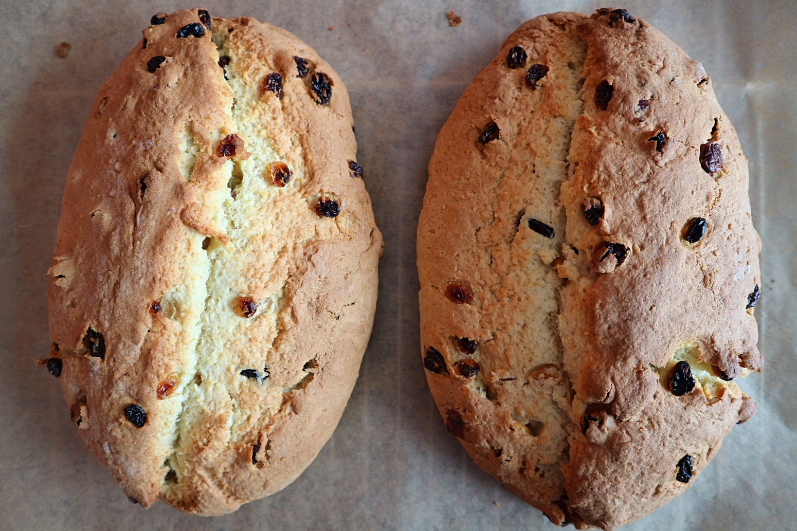 Stollen mit Quark backen