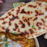 How to make naan bread vegan: recipe for Indian flatbread