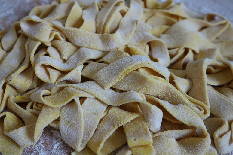 How to make pasta dough: Recipe for homemade noodles without egg