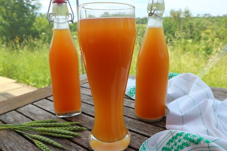 Kvass – the best recipe for the refreshing Russian bread drink
