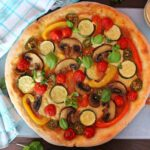 How to make pizza dough at home: recipes for the best vegan pizza